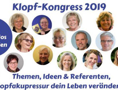 Referentin auf dem Klopf-Kongress